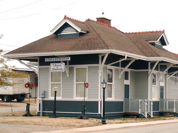 Collinwood Depot