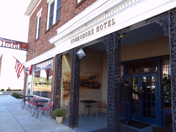 Commodore Hotel