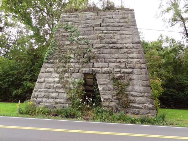 Land Between the Lakes National Recreation Area, Great Western Iron Furnace